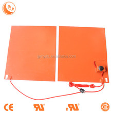 silicone band heating elements battery powered camping heater