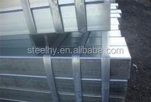square & rectangular hollow section 100*150/square mild steel pipe/square and rectangular galvanized steel tube