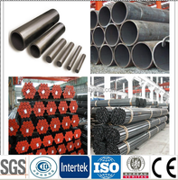 ASTM A106 Gr.b seamless steel pipe for building material