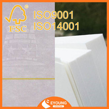 75% cotton linen banknote best quality a4 paper