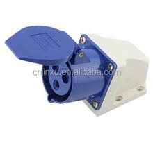 industrial socket 16A 3P 6H ELECTRIC PLUG