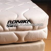 High quality useful dream style natural latex foam mattress