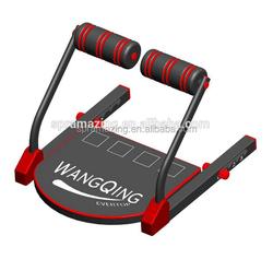 Total core fitness equipment for abdomen fat buring ab shaper Body slimming machine AMA-571C