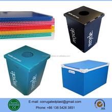 Polypropylene Disposable Corrugated Plastic Container/Tray/Carton/Box