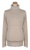 ladies turtleneck pull over knit long sleeve