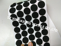 High quality adhesive hook and loop dots