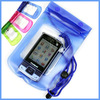 5pcs/lot Underwater Waterproof Watertight Case Outdoor Dry PVC Bag Camping Pouch For iPhone 4 4S Mobile Cell Phones Camera Mp3 4