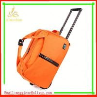 I637 Fashionable design slazenger travel bag
