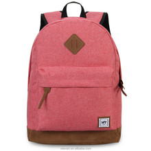 2015 New arrival different Colors child school bag
