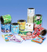 Nuts plastic packaging roll film/ Snack packaging roll film/ Food plastic roll film