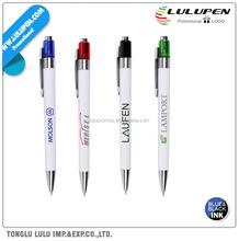 Premier Promotional Pen With Coil Trim (Lu-Q11055)