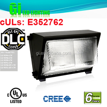 6 years warranty New Led Wall Pack Light Ul Dlc