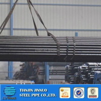 HR structural erw steel tube pipes sizes