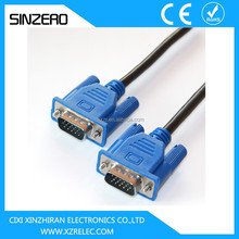 High quality VGA Cable with Factory Price/VGA extender cable/vga monitor cable