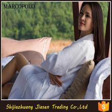 Professional Hotel Wholesale Cotton Bathrobe for Women