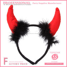 Red Devil Horn Halloween Party Headband