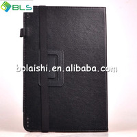 Fashion smart cover stand case for lenovo idea tab s6000