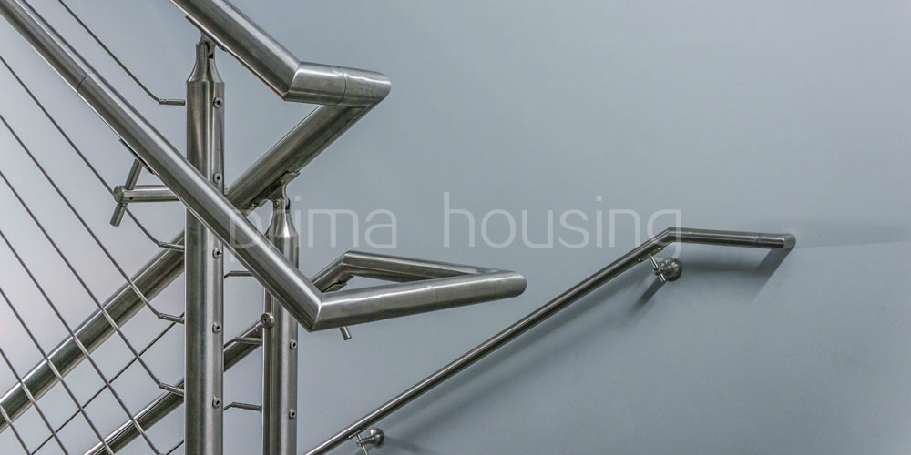 Railing Tangga Stainless Steel Harga In India - Buy Balcony ...