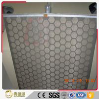 Brandt steel frame oil shale shaker screen/frame vibrating sieving wire mesh(high quality and low prise )