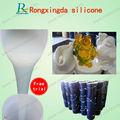 silicona liquida para hacer moldes/donde comprar caucho de silicona/caucho liquido precio