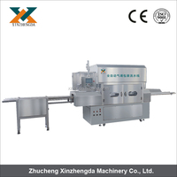 MAP health food automatic modified atmosphere fresh packing machine