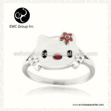fashion value 925 silver ring