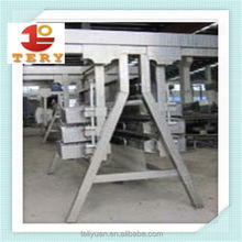 chicken slaughtering machine/halal poultry slaughter equipment/chicken meat