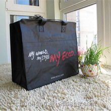 Popular Resuable promotional fashion non woven shopping bag/pp non woven bag/ non woven bag
