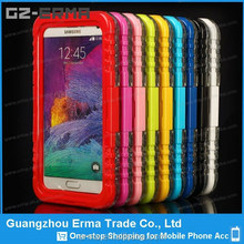 China Supplier Waterproof Case for Samsung Galaxy Note 4