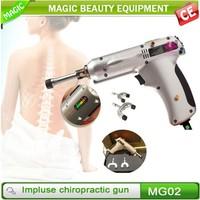 Professional portable impulse adjuster chiropractic adjuster for bone