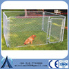 Manufacturer wholesale welded wire mesh large dog cage/dog run kennels/ welded wire dog kennel