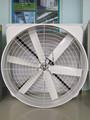"""49.6"""" diamètre. Ventilateur de ventilation à pression négative, toit ridge ventilateur/électrique à turbine de toit ventilation"""
