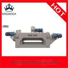 KMD-R4 380V 415V wooden cutting machine/tree cutting machine price india/veneer rotray peeling lathe machine