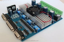 Stepper motor driver tb6560 4 axis Stepping motor drive board
