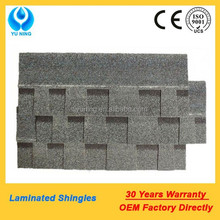 roof bitumen color shingles