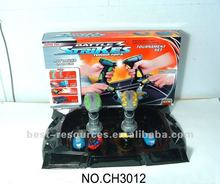 2012 Novel Motorized Launch Super Beyblade / Battle Strikers / Battle Top