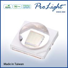 390-410nm UV 3W 3535 SMD LED CHIP