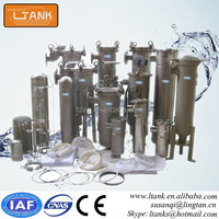 Precision Bag Filter Housing Wine Filter Machine equipment