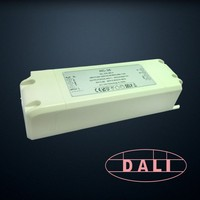 CE ROHS Approved DALI dimming led driver for led panel lights
