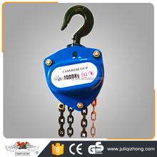 Lightweight S Series 2ton Manual Pulley Chain Hoist