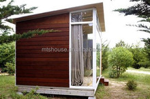 natural wooden prefab house,cheap price