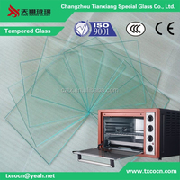 Hot Sale Tempered Glass for Oven Door