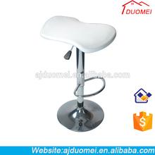 Fabric High Adjustable Bar stools