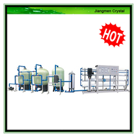 Touch screen and PLC control mineral water plant machinery cost