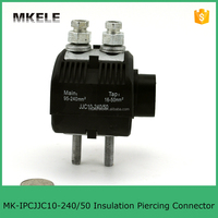 MK-IPCJJC10-240/50 insulated cable connector,ipc connector from connector manufacturers maker electric