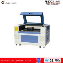 JINAN RECI 1309 CO2 laser engraving machine for guns