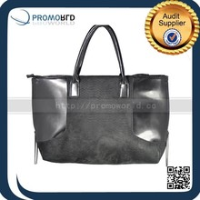 Special Handbags OEM, Leather Tote Bag Hotsale,Split Joint Tote Bag Factory