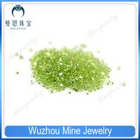 1-3mm semi precious stone rough loose gemstone