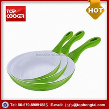 Aluminium Forged Non Stick Induction Bottom No Oil Fry Pan