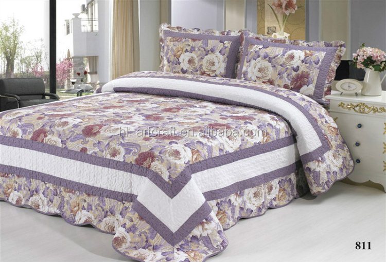 Great Beautiful Traditional Elephant Patchwork Bridal Bed Sheet